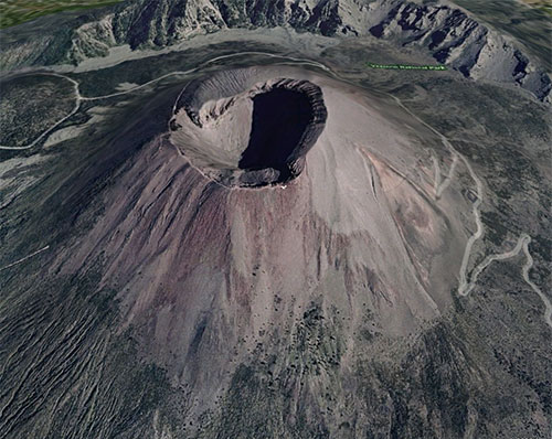 Ever fancied climbing an active volcano?