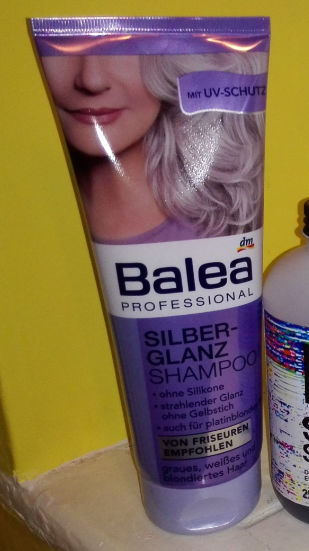 The most gentle silver shampoo
