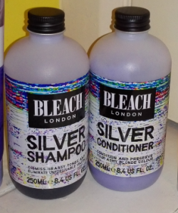 The absolute best silver shampoo and conditioner I've used.  Ever.