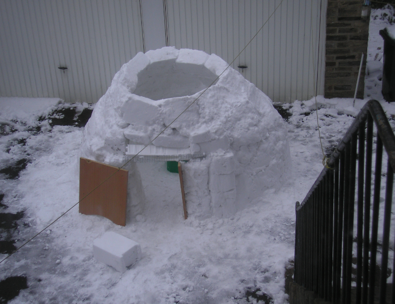 How to build an igloo – Invoke Delight and Inspire