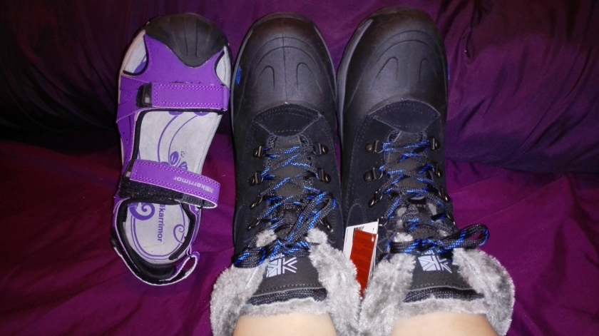 How nice are these snow boots?