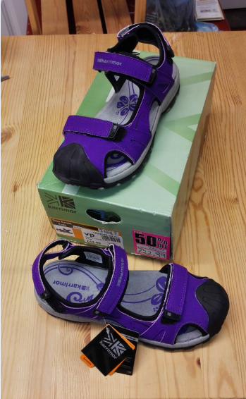 Karrimor walking sandals