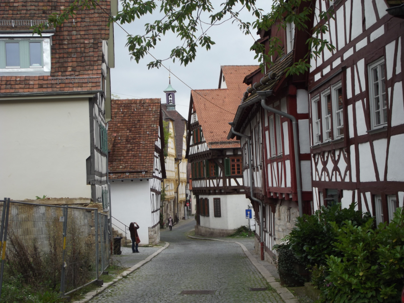 sindelfingen timber framed houses