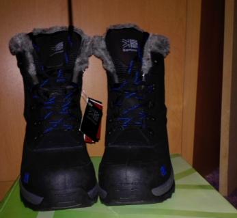 snow boots karrimor