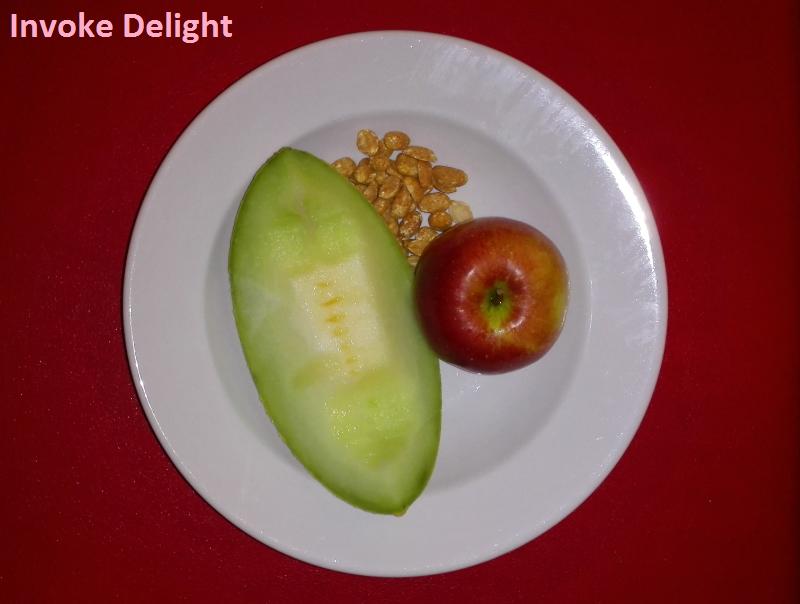 Another fruitarian meal