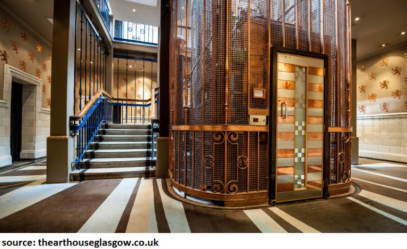 glasgow art house hotel arthouse accommodation gallery