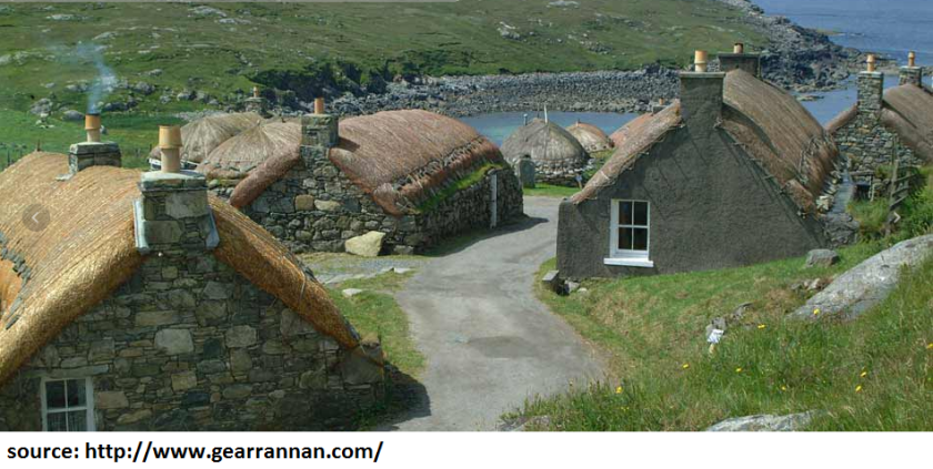 blackhouse hotel accommodation self catering scotland stay