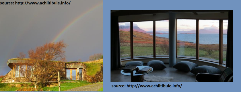 broch hotel accommodation scottish highland lewis