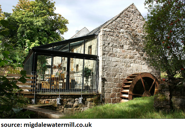 watermill hotel holiday