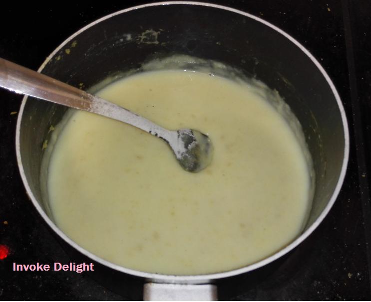 vegan white sauce bechamel sauce