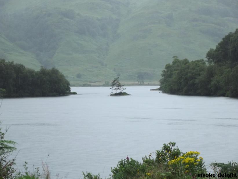 Another view across Loch Eilt