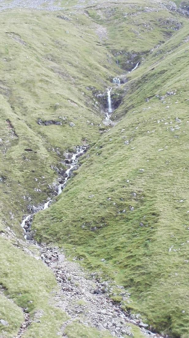 Waterfall Ben Nevis