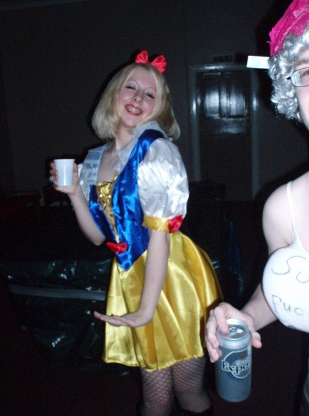 Alcohol party 06 Snow White 2