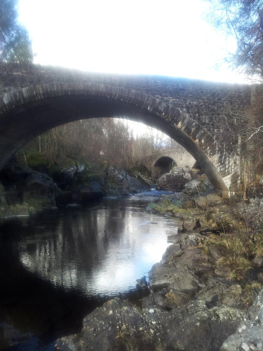Invermoriston looking like Rivendell Highlands Scotland