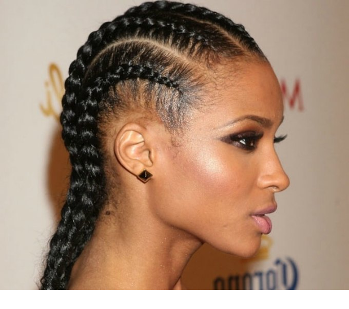 Cornrows example