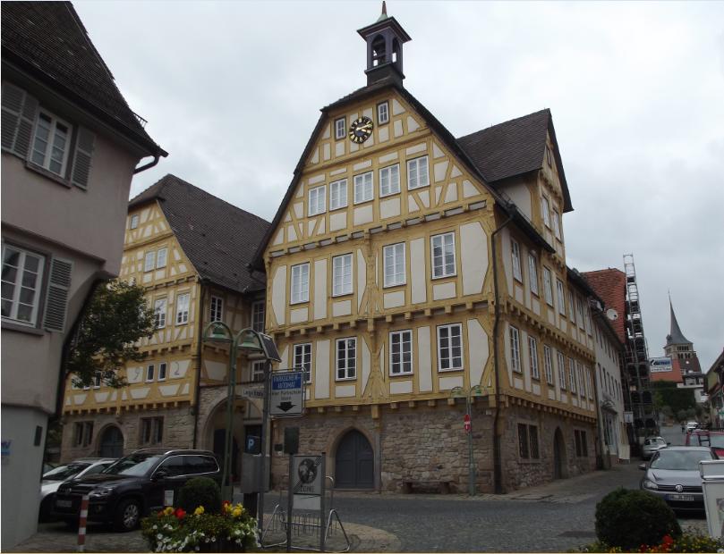 Sindelfingen's Unexpected MedievalCentre