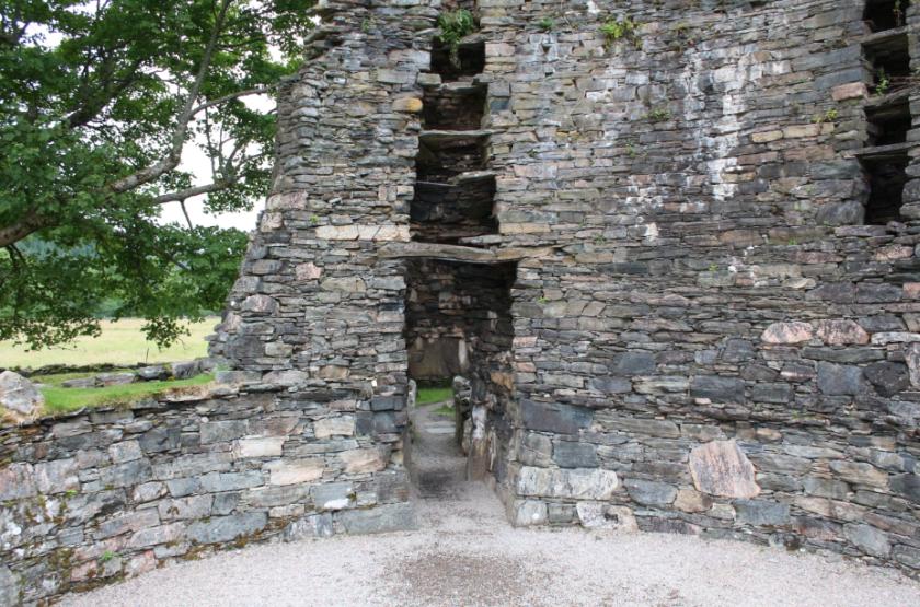 Dun Troddan, Glenelg, Scotland