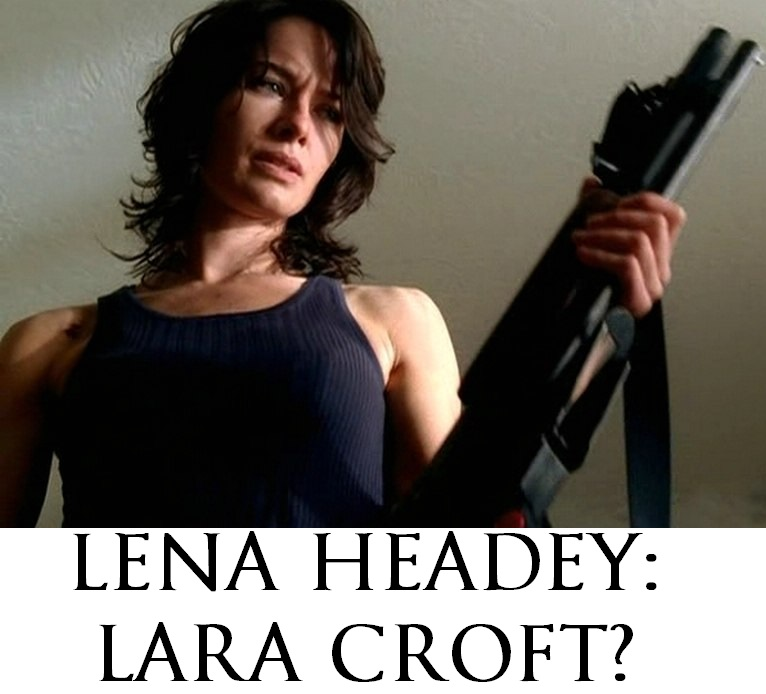 Why Daisy Ridley shouldn't play LaraCroft.