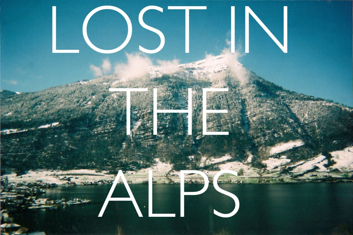 MsAdventure Gets Lost In The Alps