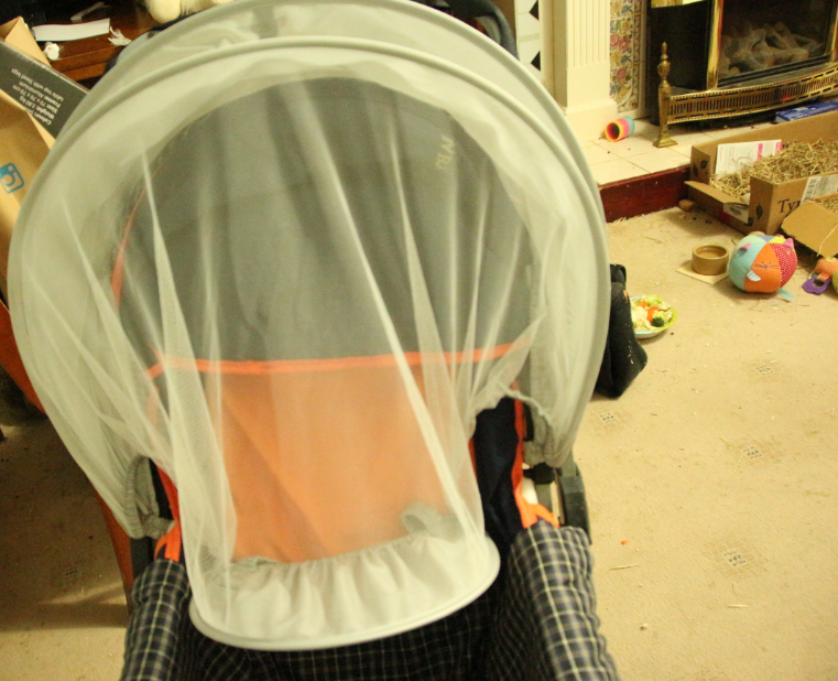 how to make a rabbit stroller DIY houserabbits