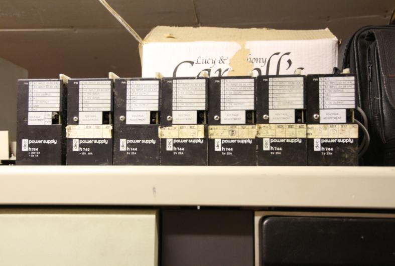Jim Austin Computer Collection York Computer Sheds