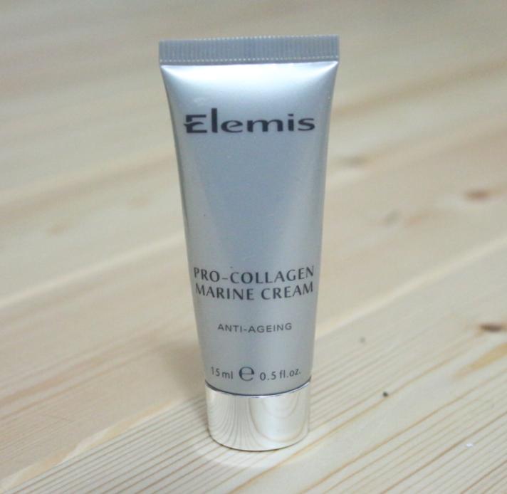 Elemis Pro Collagen Marine Cream 15ml sample.