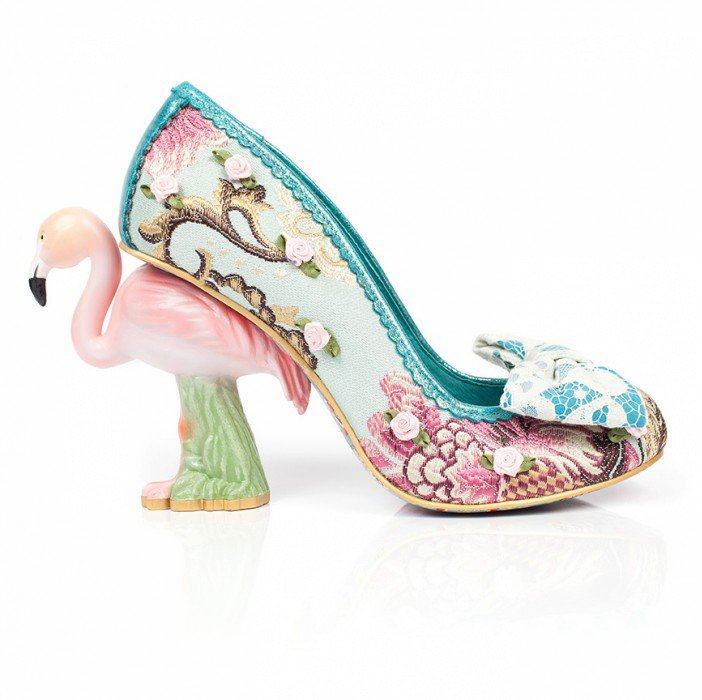 Blushing Bird by Irregular Choice