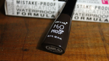 Wet n wild h20 h2o proof eyeliner