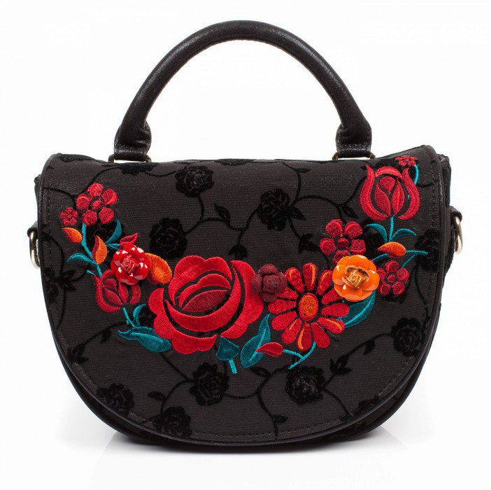 Casa Blanka bag by Irregular Choice