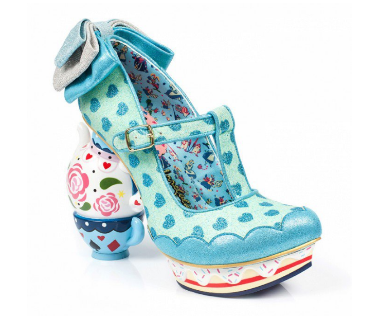 My Cup Of Tea shoe by Irregular Choice