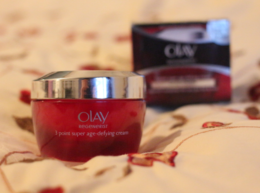 Olay 3 Point Regenerist Cream day cream review