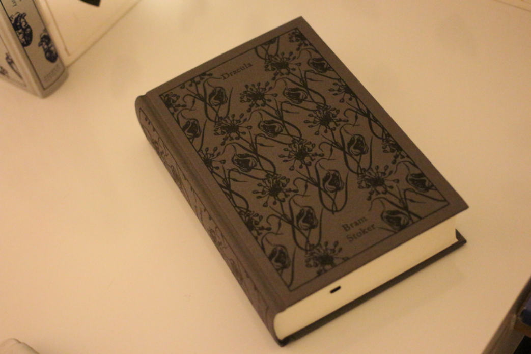 penguin clothbound classics review frankenstein and dracula