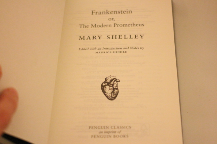penguin clothbound classics review frankenstein and dracula mary shelley
