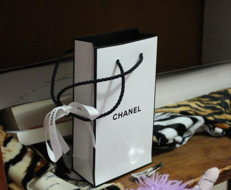 Chanel longwear nail colour 167 Ballerina review
