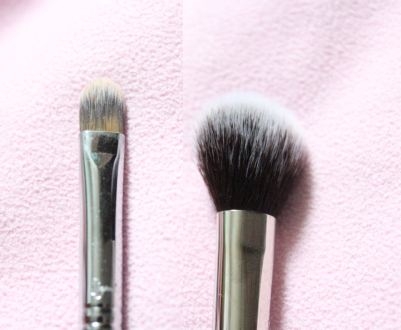 japonesque concealer brush vs sigma f-70 concealere brush review