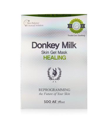 donkey milk review
