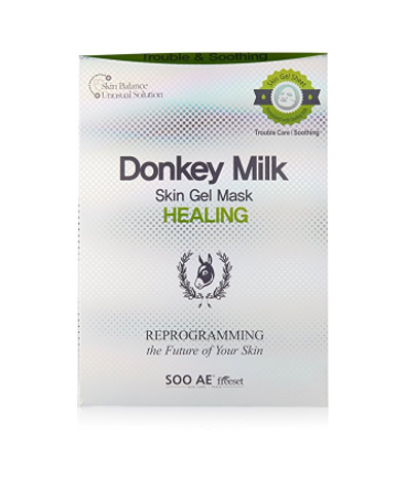 donkey milk review
