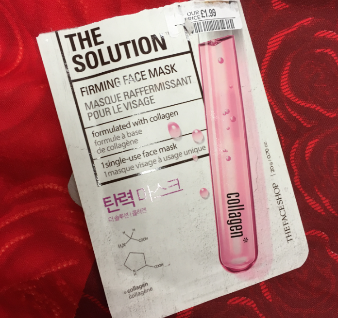 the solution face mask