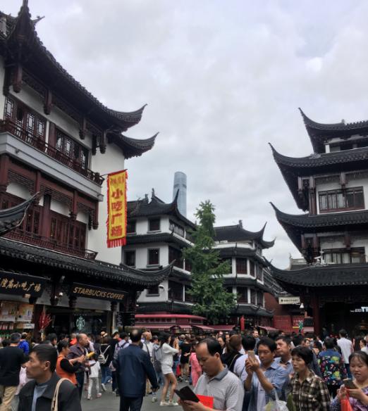 shanghai old town1