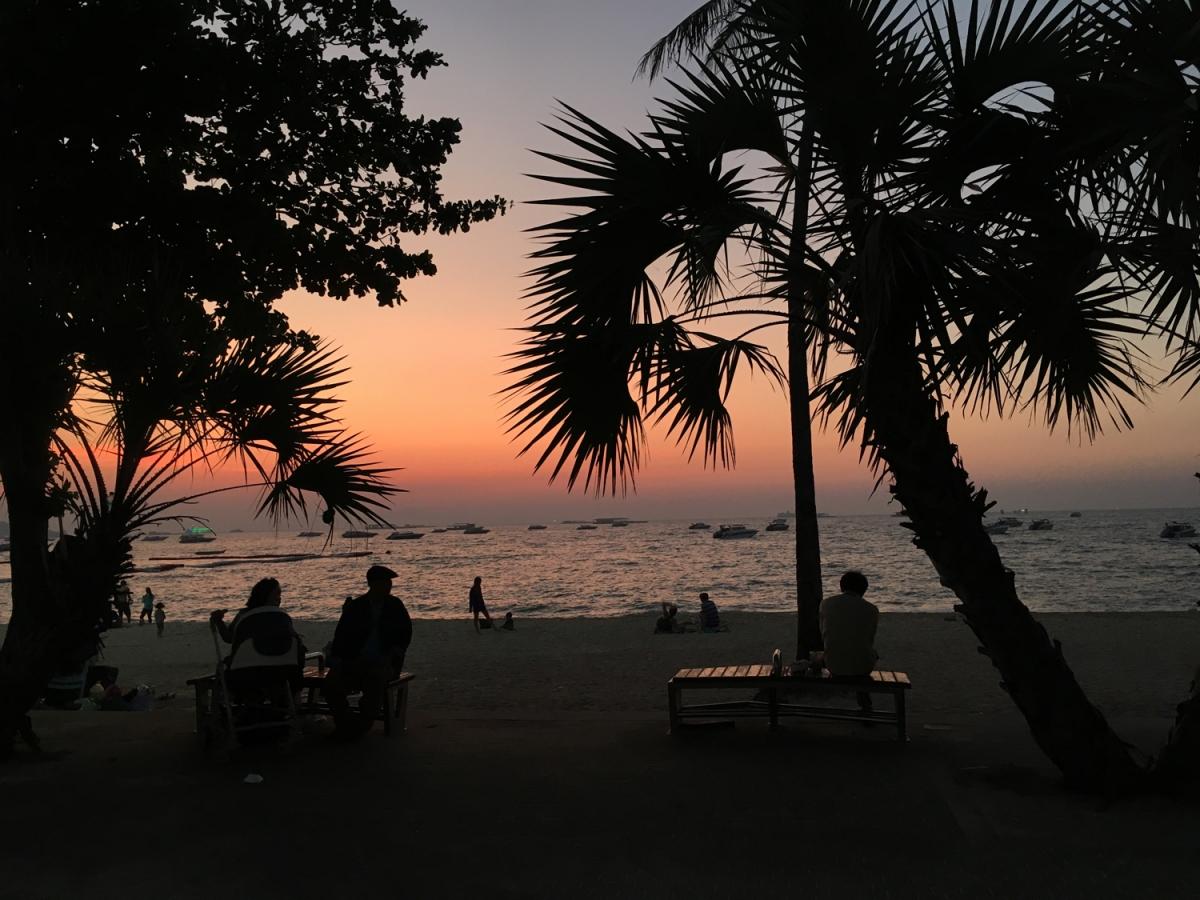 Postcards to my baby:Pattaya
