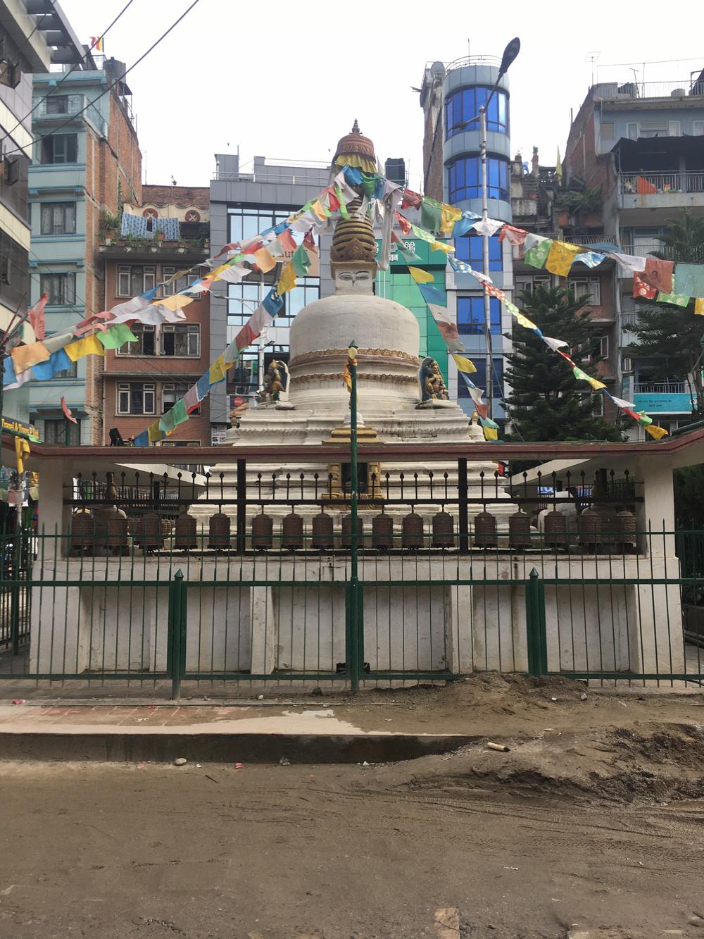 Postcards to my baby:Kathmandu