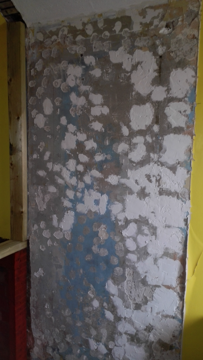 How to repair a damaged wall without replastering spackle on a wall polyfiller